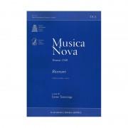Musica Nova (Venezia 1540):  Ricercari