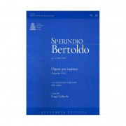 Opere per tastiera (Venezia 1591)