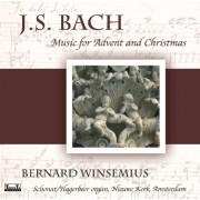 J.S. Bach: Music for Advent & Christmas - Winsemius, Bernard