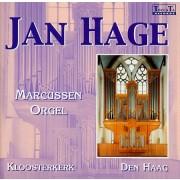 Jan Hage, Marcussenorgel Kloosterkerk Den Haag - Hage, Jan