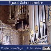 Christian Vater-Orgel, St.Petri Melle - Schoenmaker, Egbert