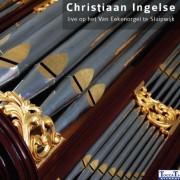Christiaan Ingelse live op het Van Eeken-orgel te Sluipwijk - Ingelse, Christiaan (1948 - )