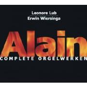Jehan Alain: Complete Orgelwerken