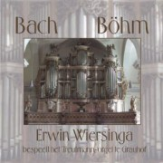 Erwin Wiersinga bespeelt het Treutmann-orgel te Grauhof