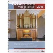 Psalmbewerkingen voor Orgel 2018