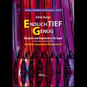 Kleines Choralbuch für Einsteiger Heft 3: Endlich TIEF genug