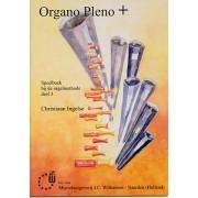 Organo Pleno Speelboek bij de Orgelmethode deel 3