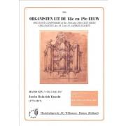 Organisten uit de 18e en 19e Eeuw, Band 14 - Knecht, Justinus Heinrich (1752-1817)