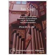 150 Psalmen voor orgel manualiter deel 03: Psalm 21-30