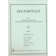 Zes Partita's over bekende Psalmen