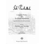 Complete Works for Keyboard Instruments, Vol. 01