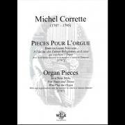 Pieces pour l'Orgue (1787)
