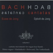 Bach Cantatas Vol. 1