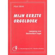 Mijn eerste orgelboek