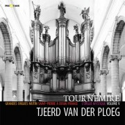 Charles Tournemire: L'Orgue Mystique volume V