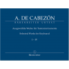 Ausgewählte Werke für Tasteninstrumente 1-4 (complete)