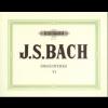 Bach - Orgelwerke 6 (Peters)
