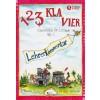 123 Klavier - Klavierschule für 2-8 Hände, Lehrerkommentar zu Heft 1