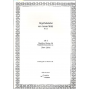Orgel-Tabulatur von Johann Woltz, heft 4