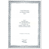 Orgel-Tabulatur von Johann Woltz, heft 5
