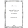 Orgel-Tabulatur von Johann Woltz, heft 1