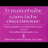 Sämtliche Orgelwerke, Band 3