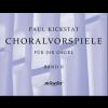 Choralvorspiele 2