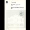 Sämtliche Orgelwerke 3