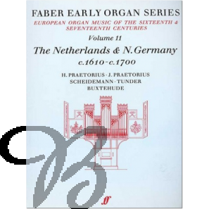 Early Organ Series Vol. 11 - The Netherlands & N.Germany (1610-1700)