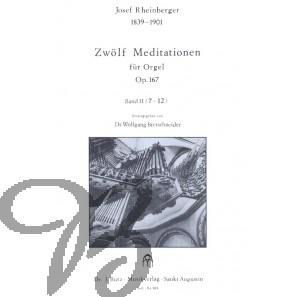 Zwölf Meditationen, op.167 - Band 2
