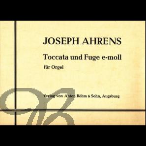 Toccata und Fuge e-moll