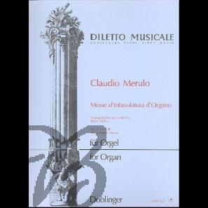 Messe d'intavolatura d'organo 3: Missa virginis Mariae