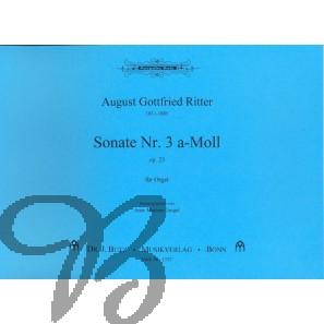 Sonate Nr.3 a-moll op.23