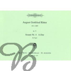 Sonate Nr.4 A-Dur op.31