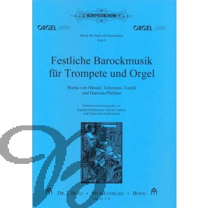 Festliche Barockmusik für Trompete und Orgel