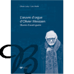 L'Oeuvre d'orgue d'Olivier Messiaen