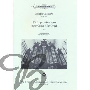 15 Improvisations op.1