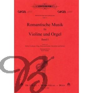 Romantische Musik für Orgel und Violine 1