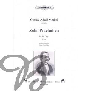 Zehn Praeludien, op.170