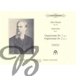 Orgelwerke bd.5: Orgelsonate 1&2