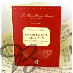 Livre de Pièces de Clavecin (1724) (Facsimilé)