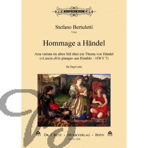 Hommage à Händel