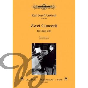 Zwei Concerti für Orgel solo