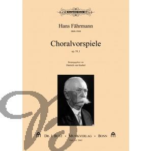Choralvorspiele op.59, band 1