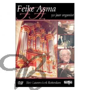 Feike Asma: 50 jaar organist (DVD)