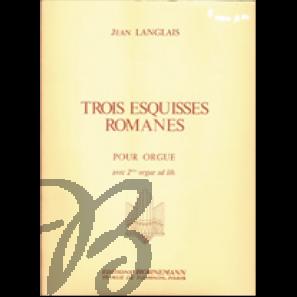 Trois Esquisses Romanes