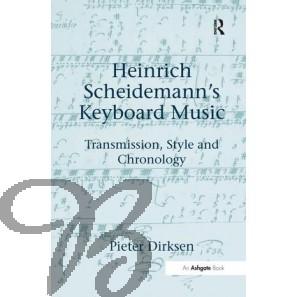 Heinrich Scheidemann's Keyboard Music (Paperback)