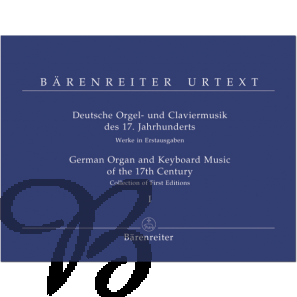 Deutsche Orgel- und Klaviermusik 17th dl.1