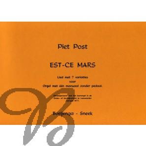 Est-ce Mars