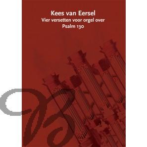 Vier versetten voor orgel over Psalm 130